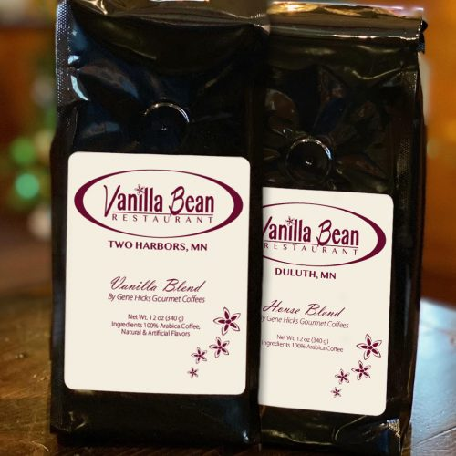 VB Coffee Club Vanilla Blend or House Blend