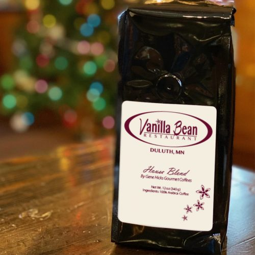 Vanilla Bean Coffee House Blend
