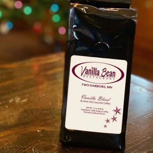 Vanilla Bean Coffee Vanilla Blend